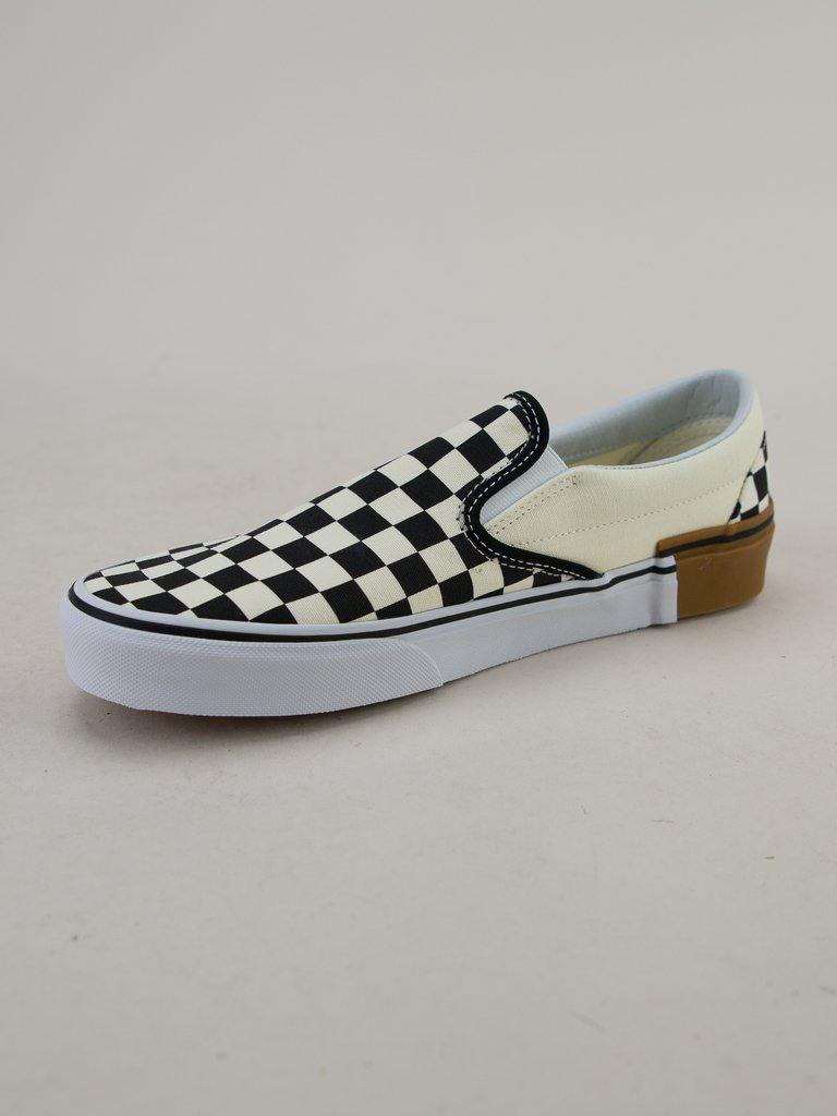 Vans Classic Slip-on (gum Block) Checkerboard Trainers for Men - Save 52% -  Lyst eb9d8a429