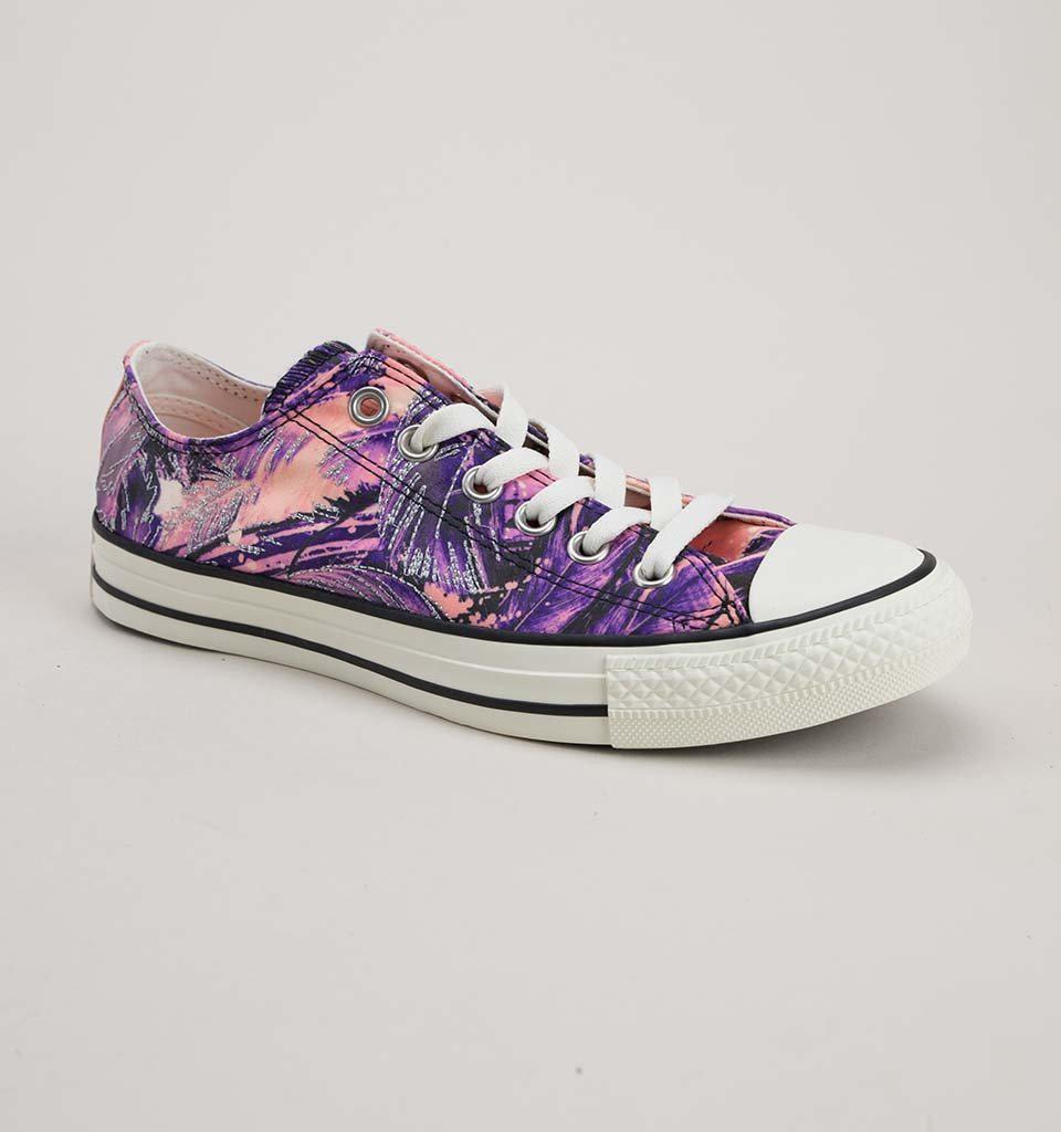 47091427cd9 Converse. Women s 559865c Ct As Ox Hyper Royal-pale Coral-egret Trainers