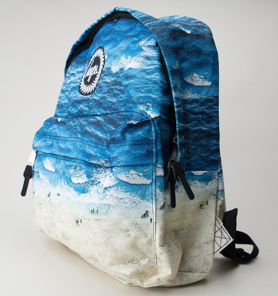 Hype - Blue Backpack - Beach Multi Bags - Lyst. View fullscreen 3b265b8464