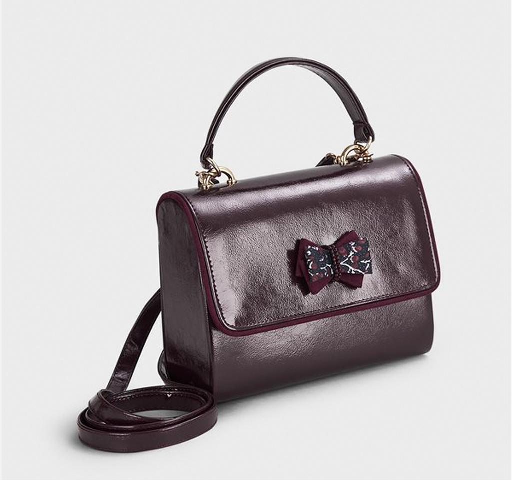 Ruby Shoo Ruby Shoo Casablanca Bag Bags in Purple - Lyst 9c669d70d45a3