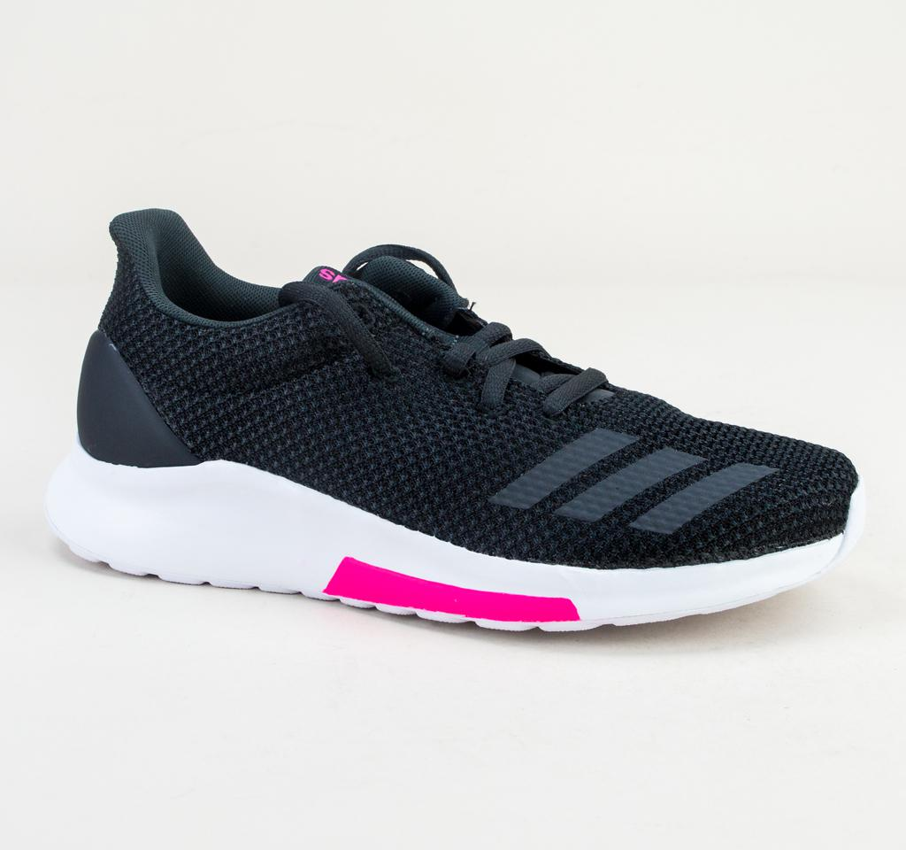 new arrival 39fac d15e9 adidas B96549 Puremotion Cblack-carbon-shopnk Trainers in Bl