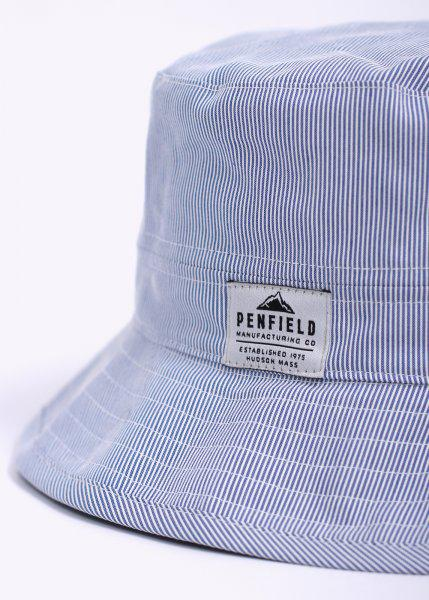 9660e7e4 Penfield Baker Sun Bucket Hat in Blue for Men - Lyst