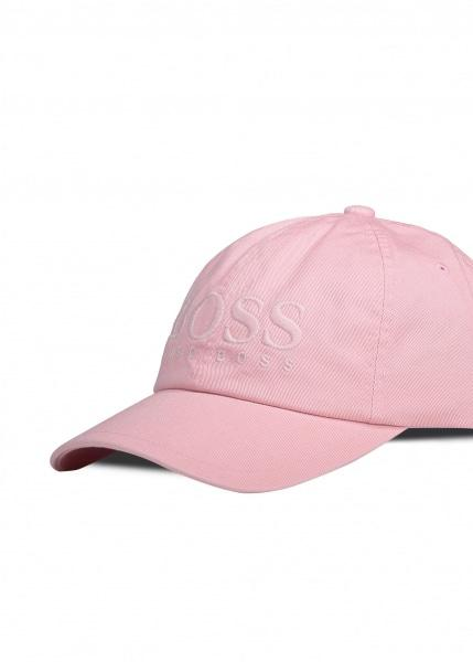 fbc214feba0 Boss Fritz Cap in Pink for Men - Save 52.23880597014925% - Lyst