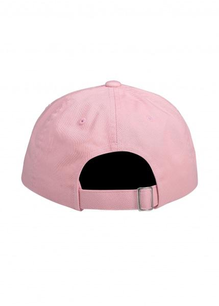 4fcb257199e BOSS Fritz Pink Baseball Cap in Pink for Men - Lyst