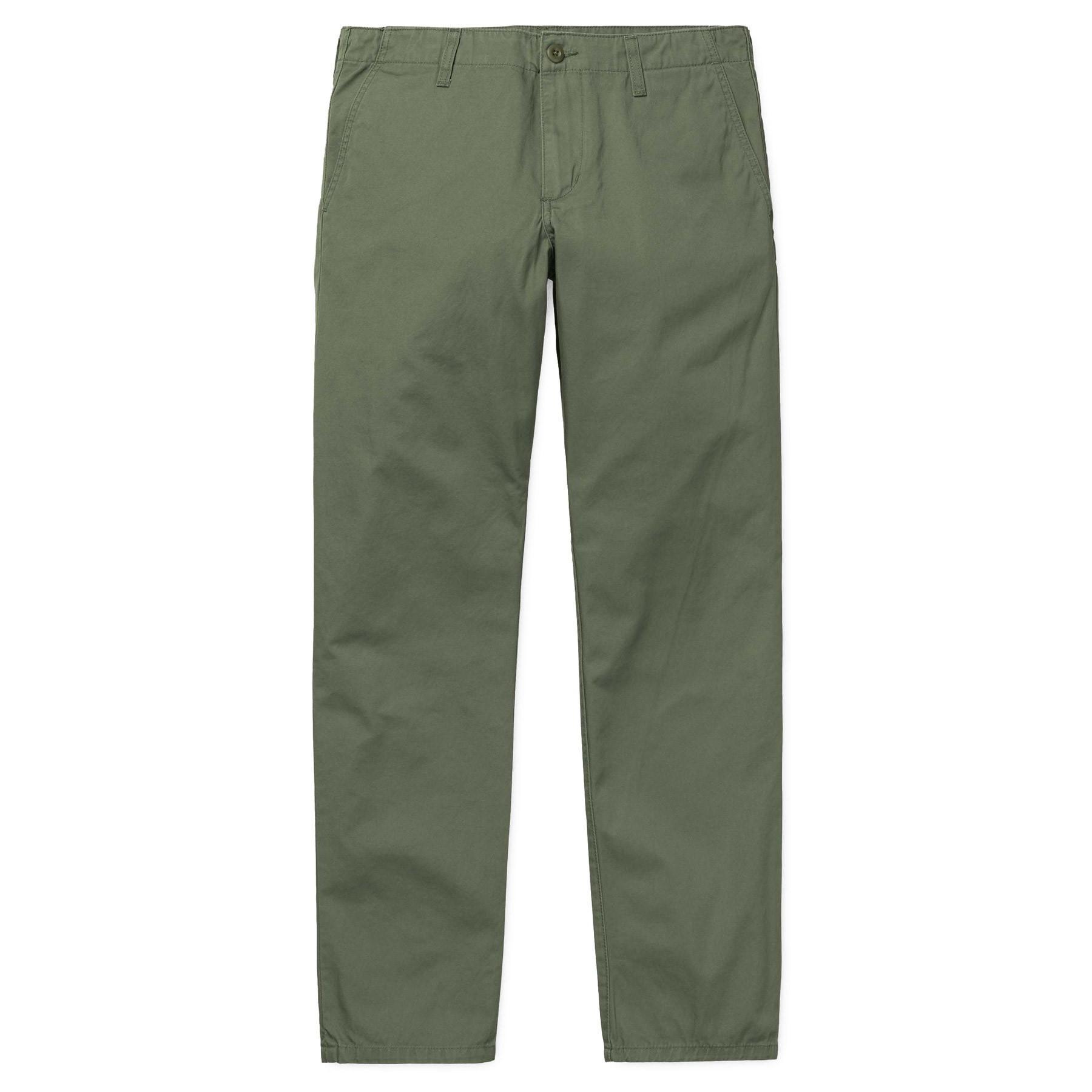 Carhartt Dollar Green Cotton Twill Club Pant in Green for ...