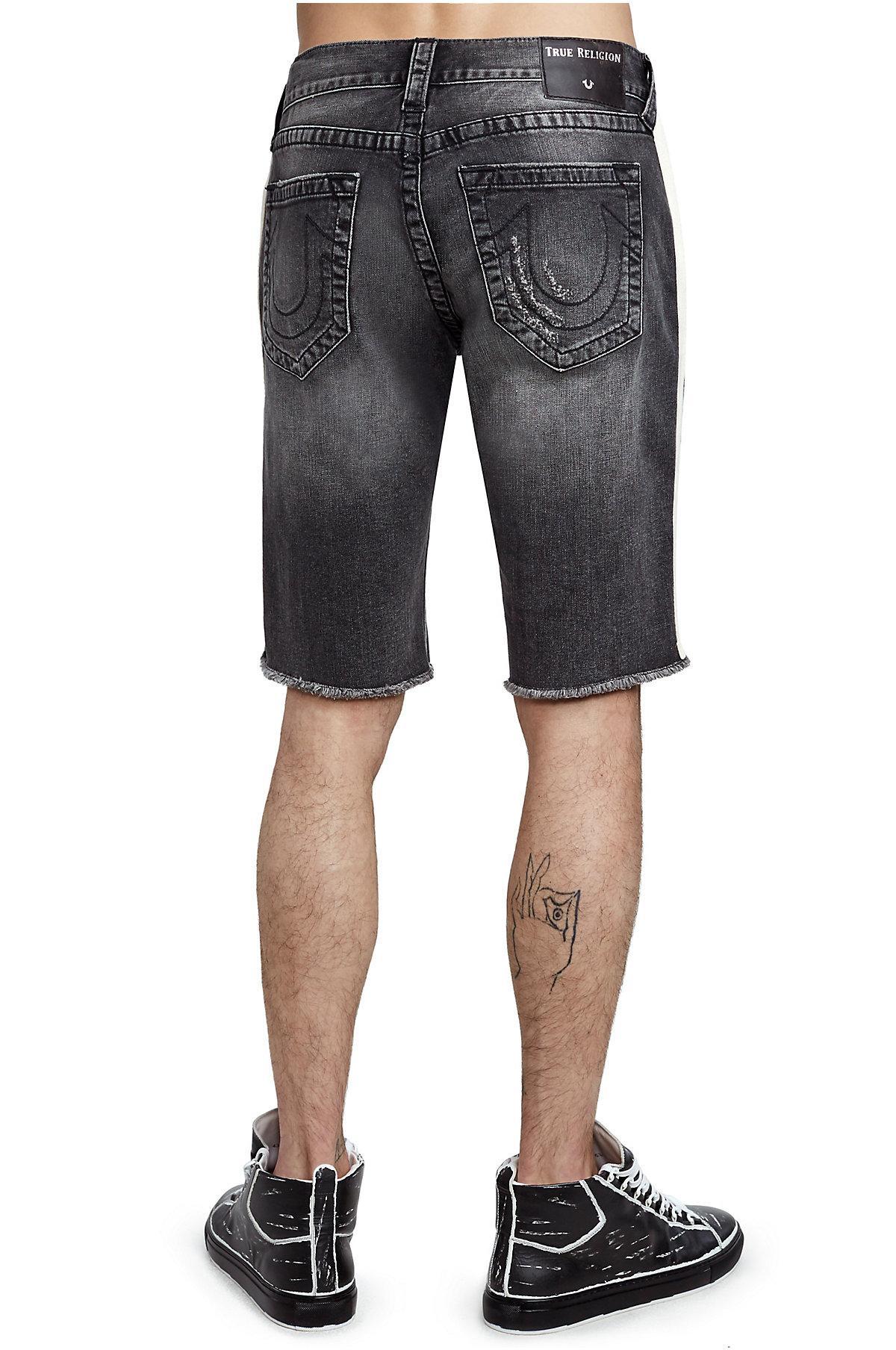 True Religion Geno Slim Short for Men - Lyst