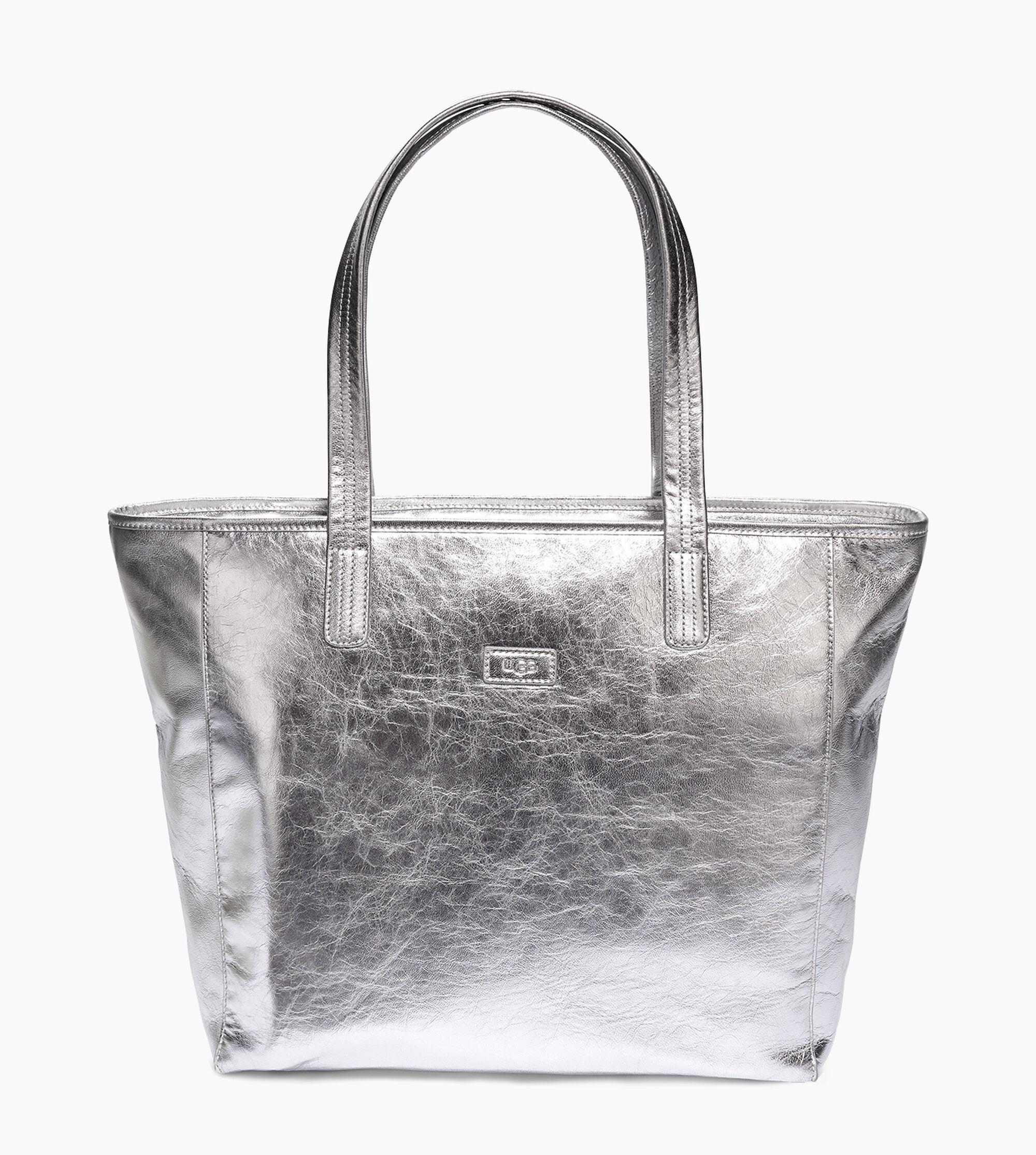 a293ad5a0f5 UGG Women's Alina Metallic Tote Bag in Metallic - Lyst