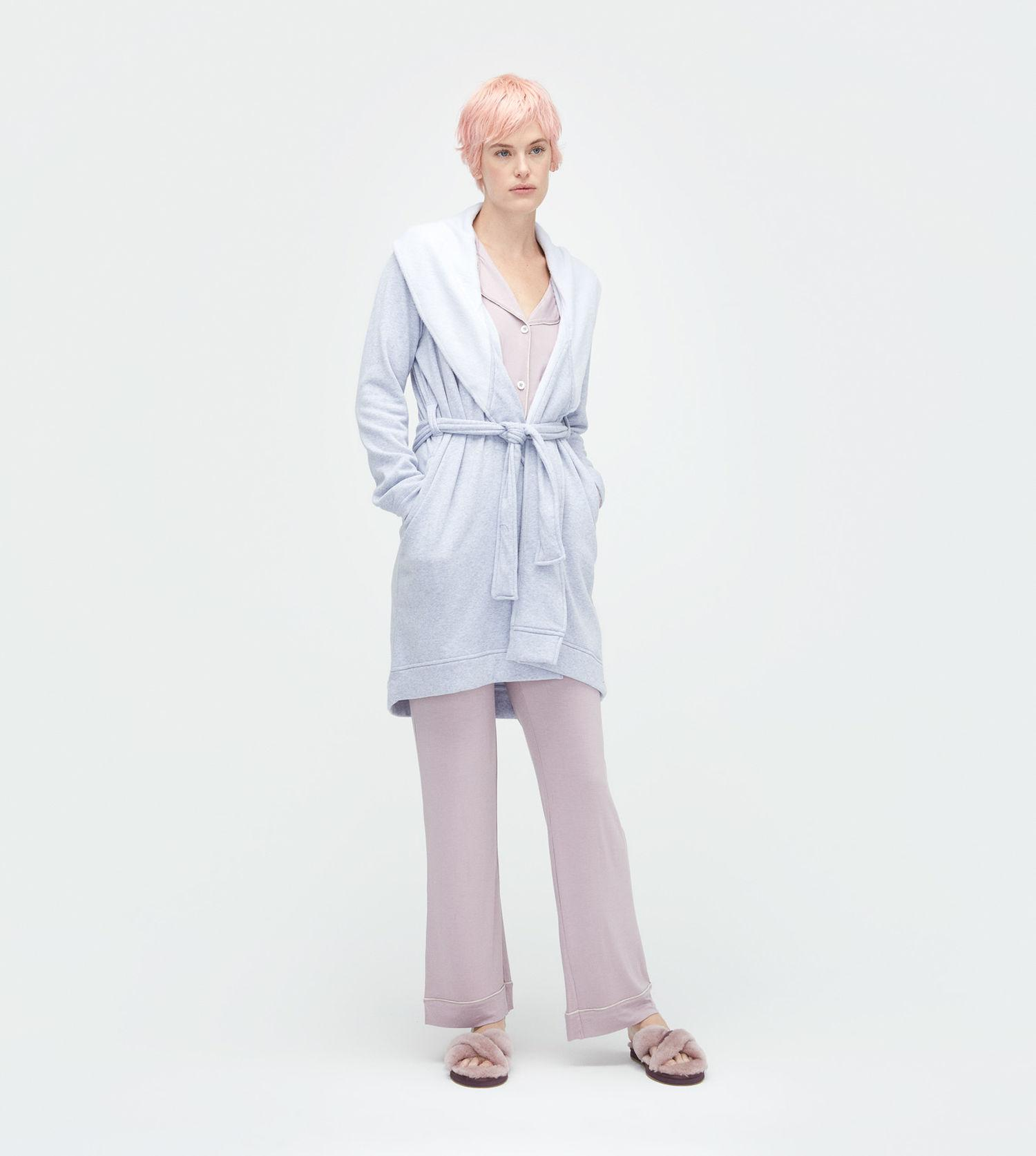 c08d324867 Lyst - Ugg Women s Blanche Robe in Blue
