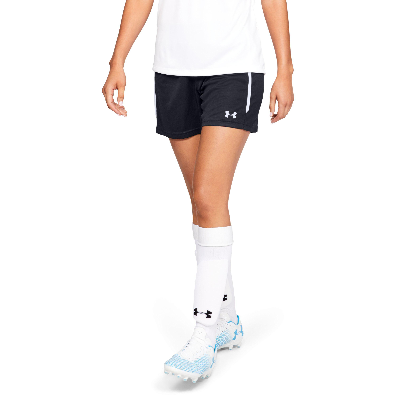 b4fb9262f Under Armour Women's Ua Maquina 2.0 Shorts in Black - Lyst