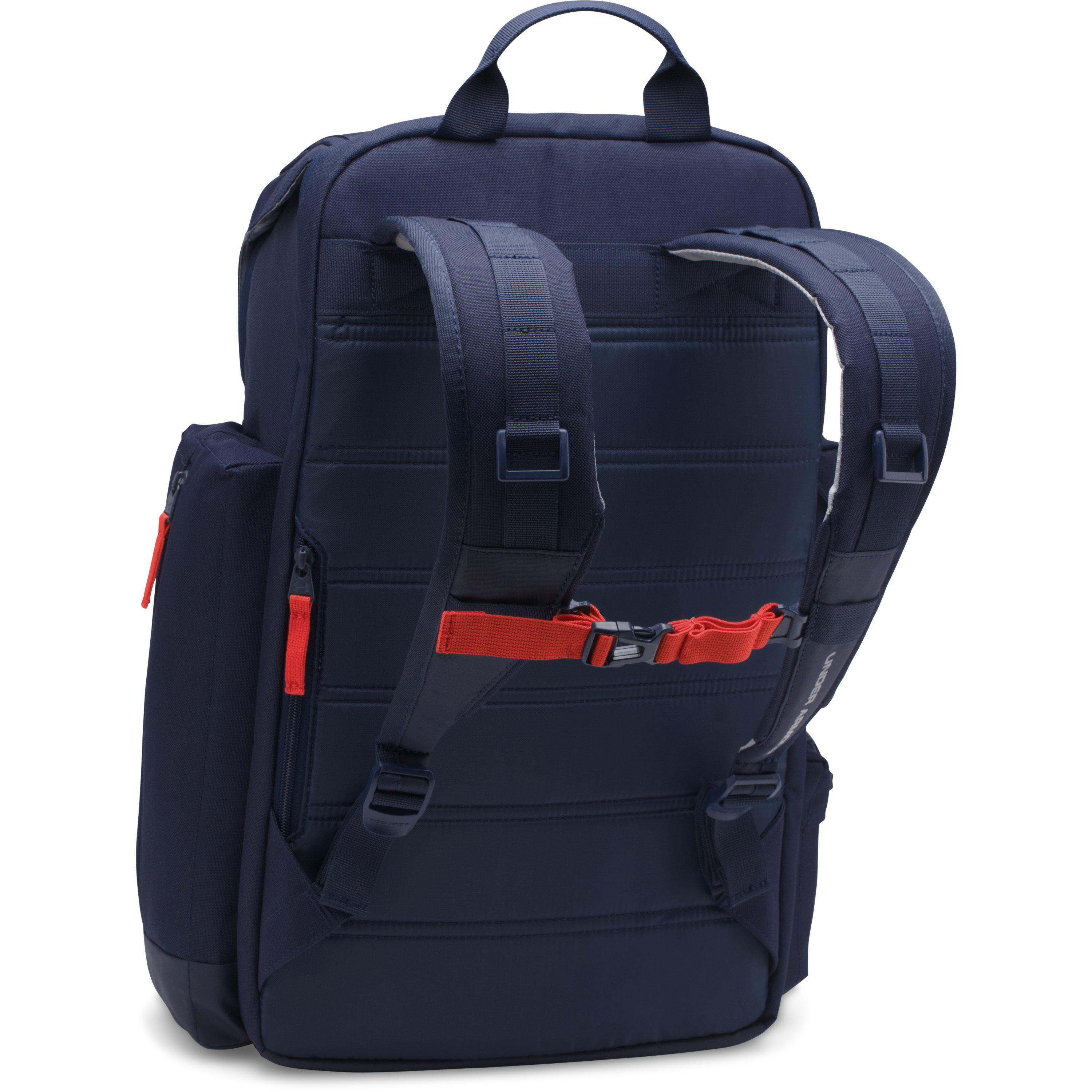 594cdfe3d Under Armour Ua X Project Rock Freedom Regiment Backpack in Blue for ...