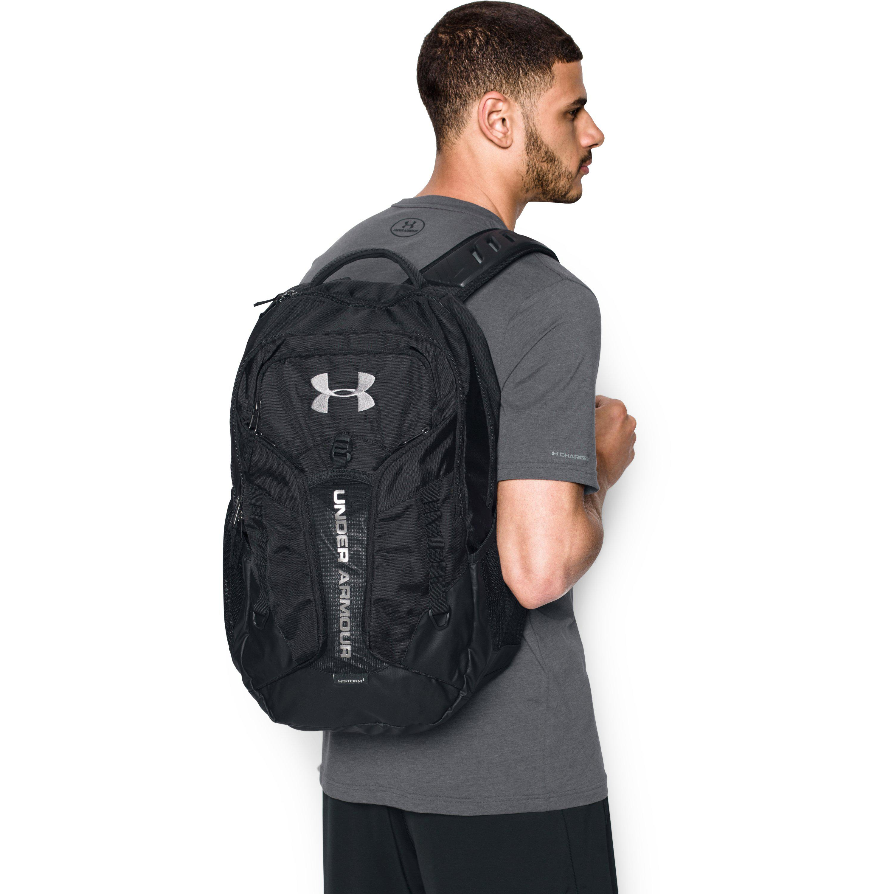 c5401f5cd08f Lyst - Under Armour Ua Storm Contender Backpack in Blue for Men