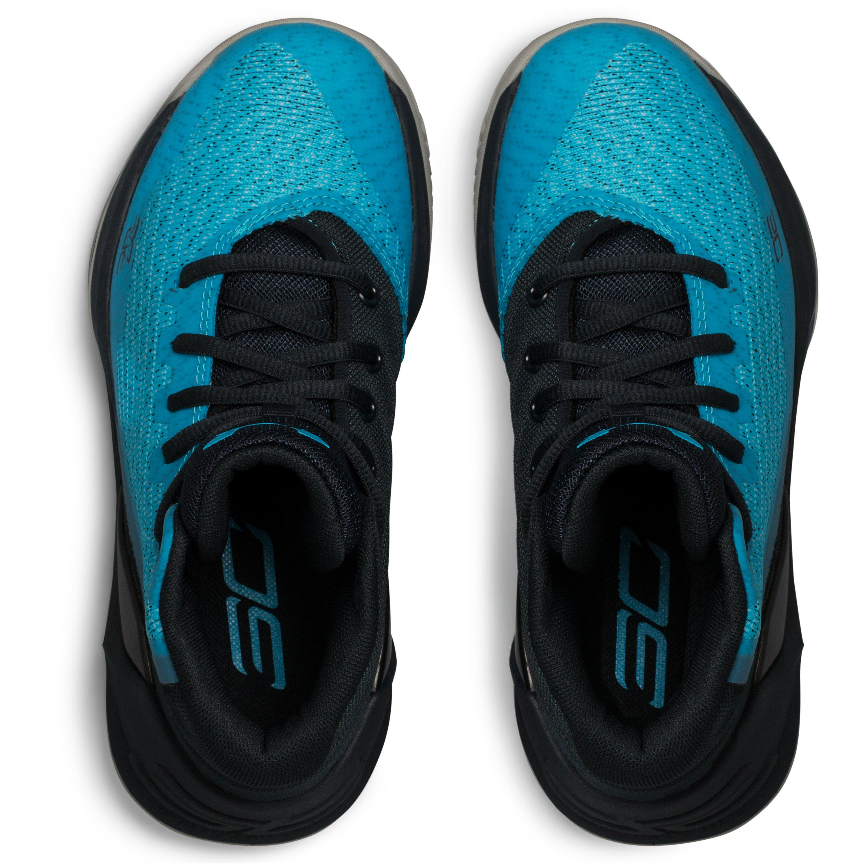 best sneakers 26de2 6e5ef closeout under armour curry 3 island bleus 4 31405 e8bd0