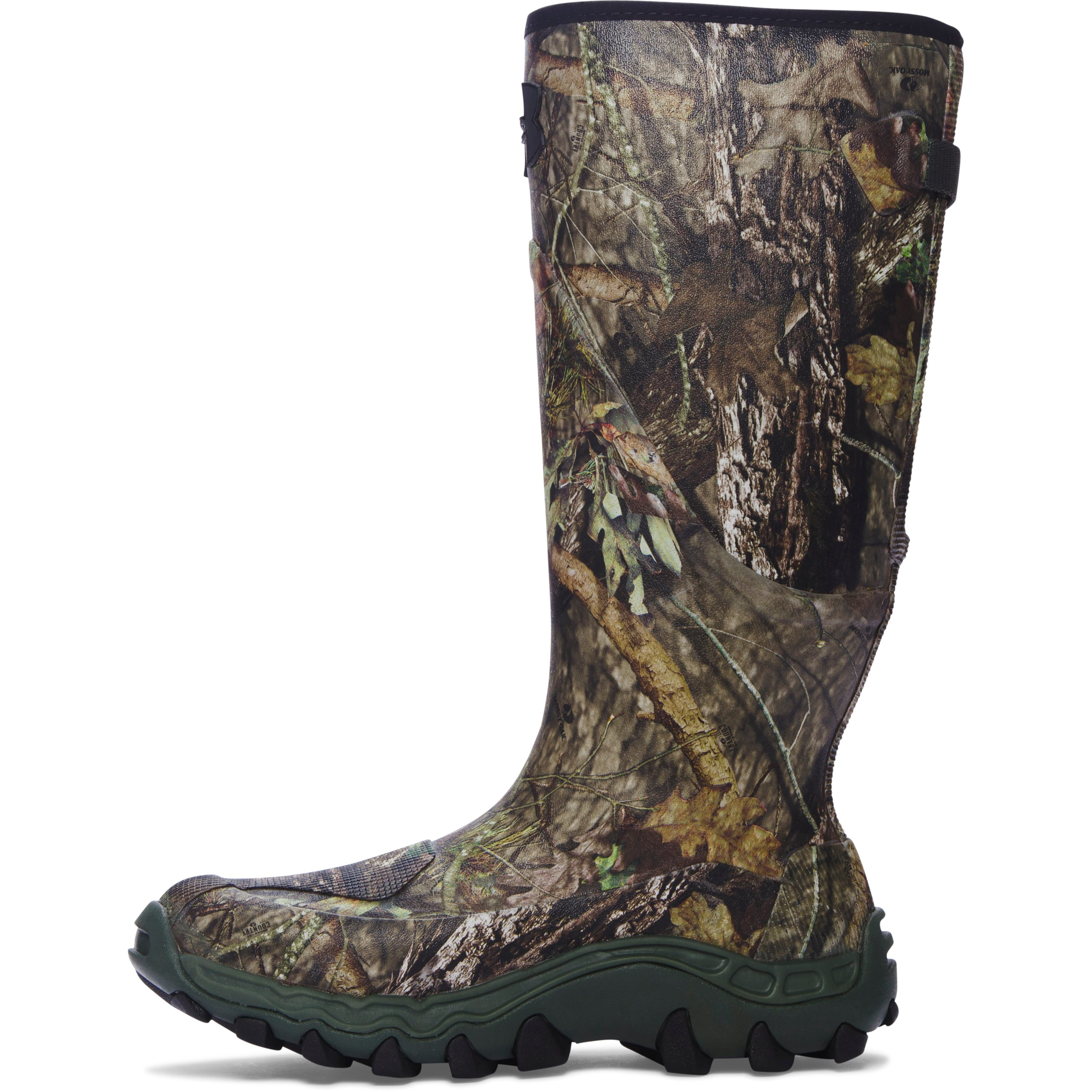2b5afee52 Under Armour Men's Ua Haw'madillo Boots for Men - Lyst