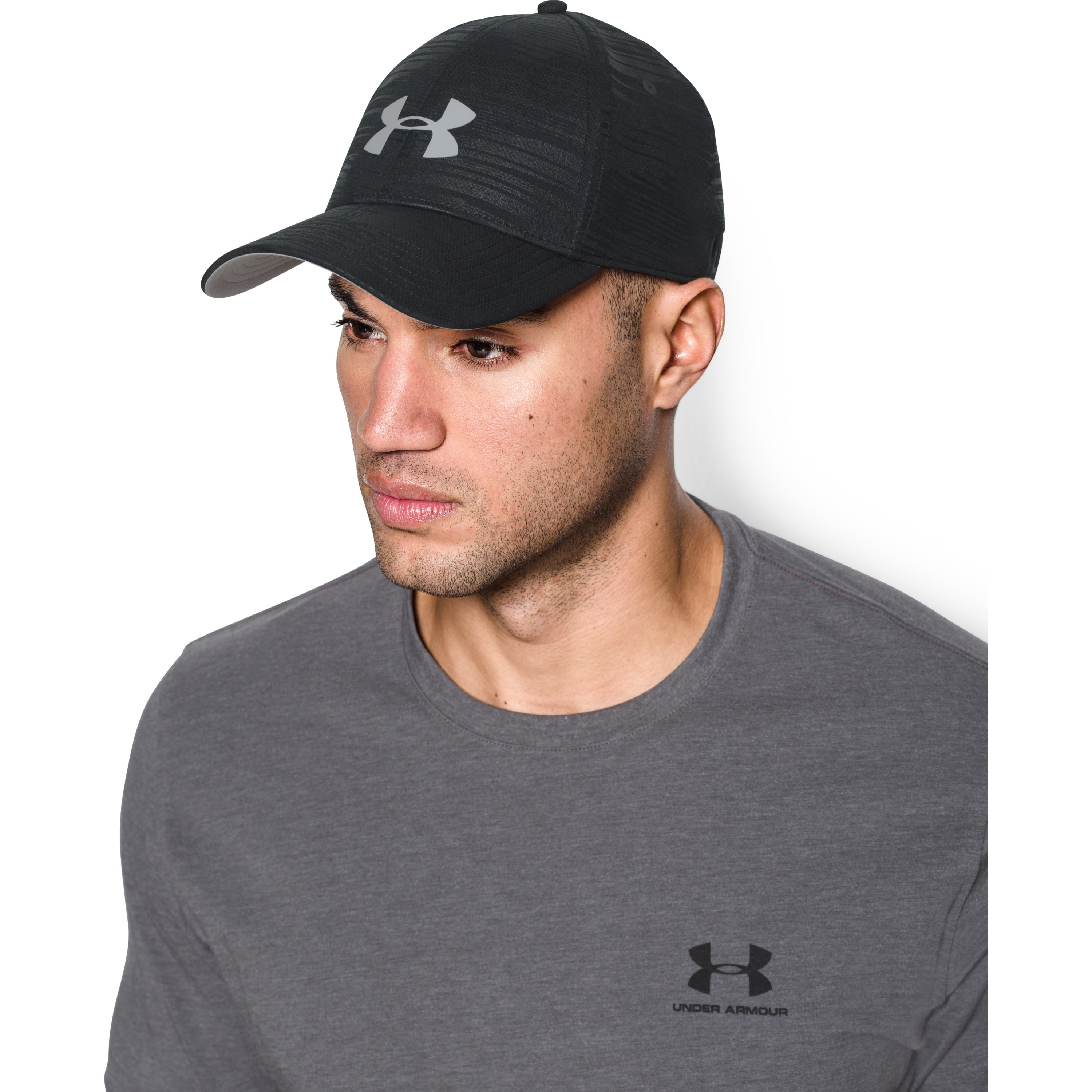 Lyst - Under Armour Men s Ua Storm Headline Cap in Blue for Men eb7f87a049b