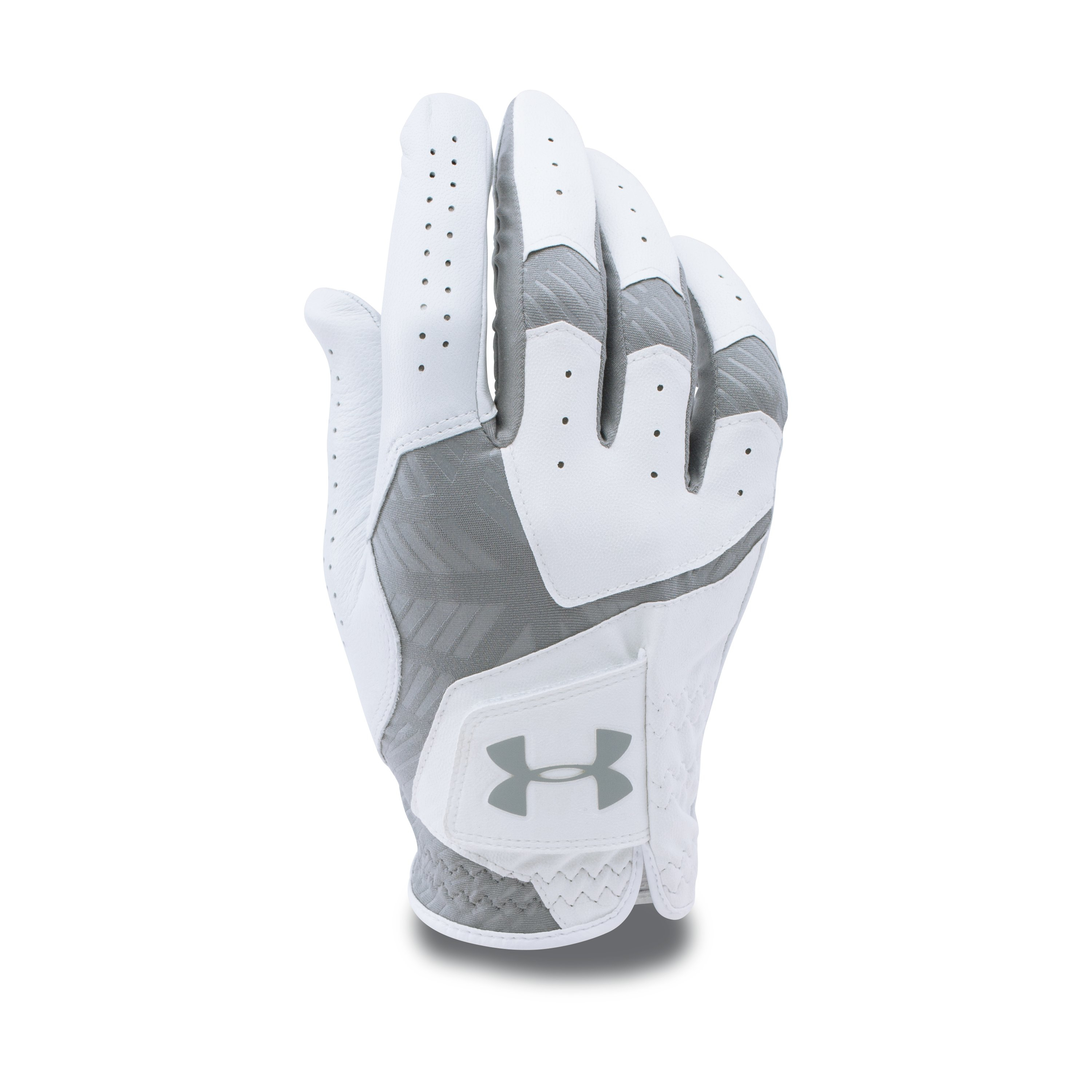 Under Armour Men S Ua Coolswitch Golf Glove In White For