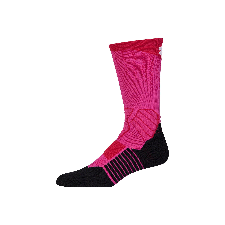 Lyst - Under Armour Men's Ua Basketball Drive Crew Socks ...