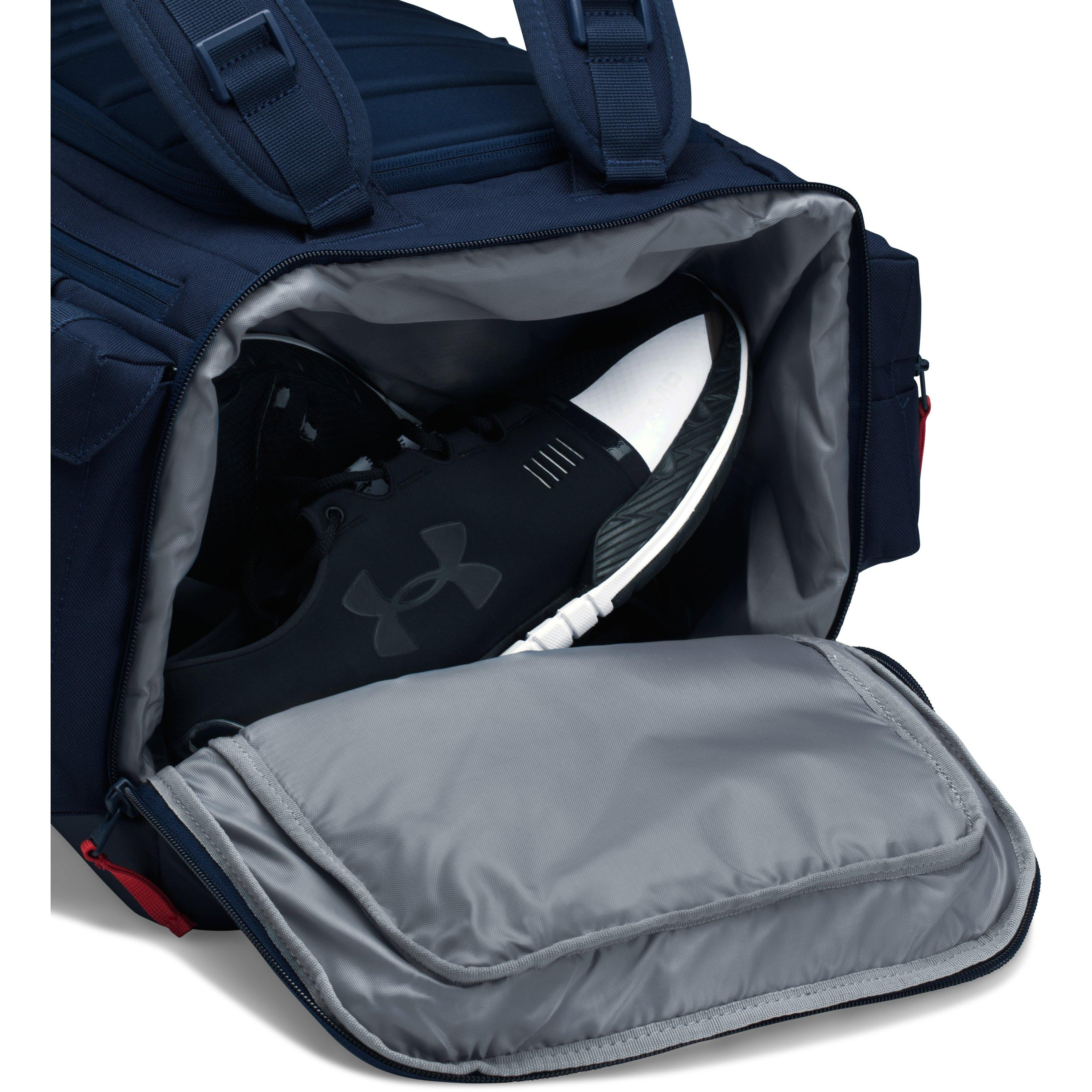 0285099ab2 Under Armour Ua X Project Rock Freedom Range Duffle in Blue for Men ...