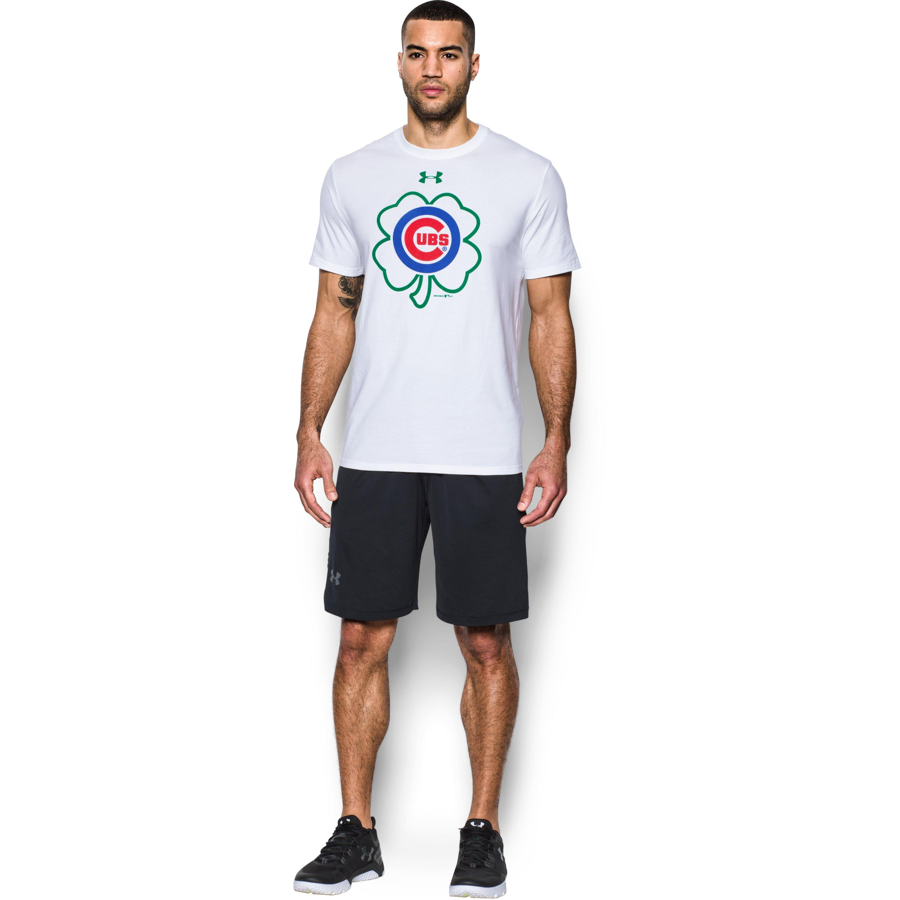 armour s chicago cubs st paddy s t shirt in
