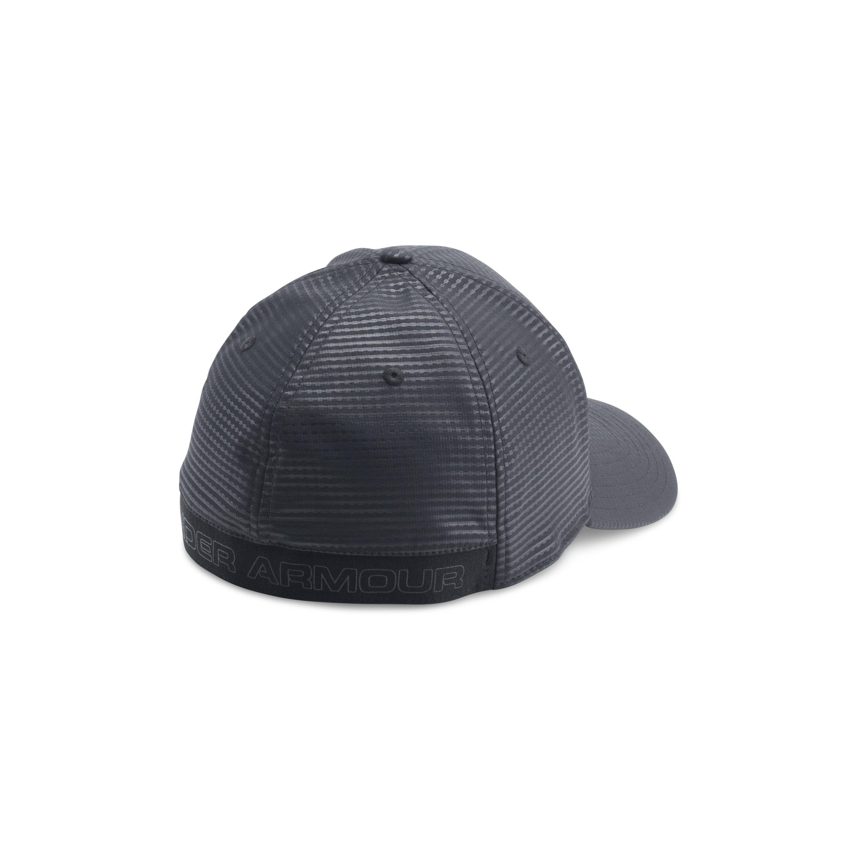 a7996acb320 Lyst - Under Armour Men s Ua Storm Printed Headline Cap in Black for Men