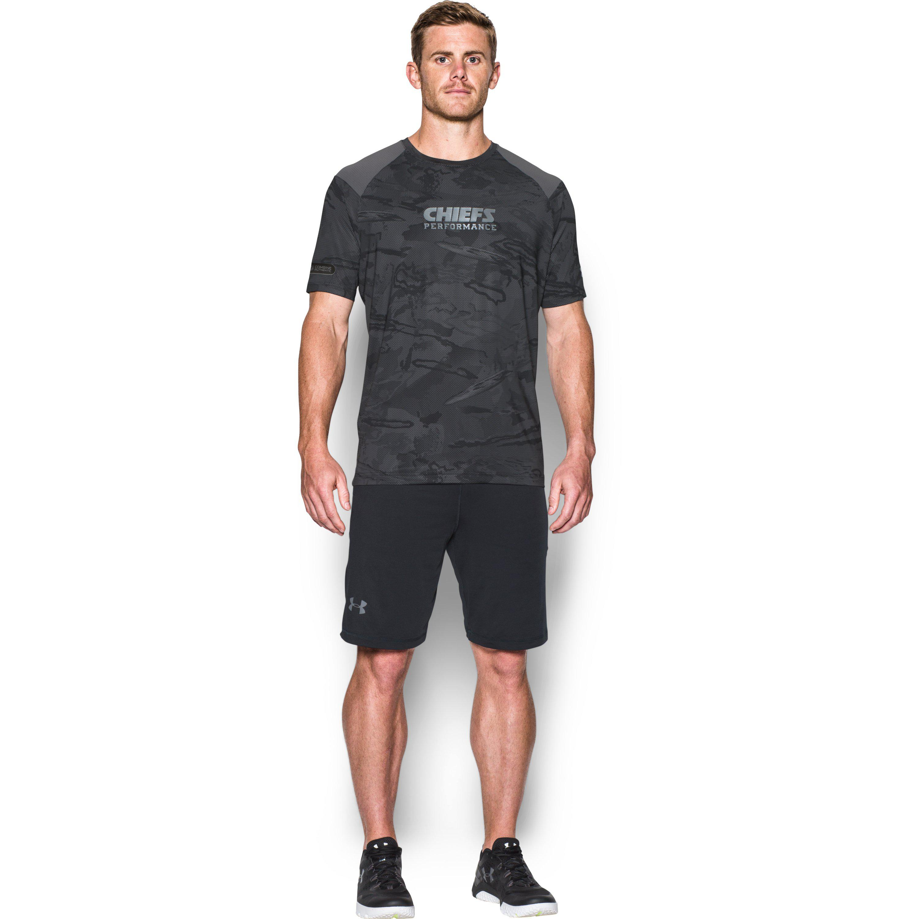 Lyst - Under Armour Men s Nfl Combine Authentic Ua Pinnacle Printed ... f95070cf8