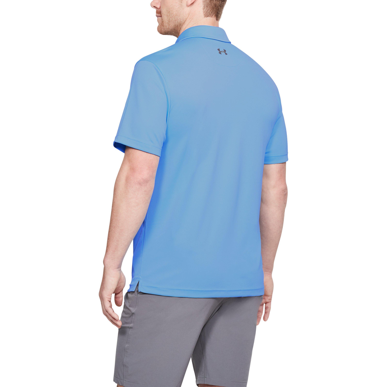 c400e124c Under Armour Mens New Tech Polo Shirt