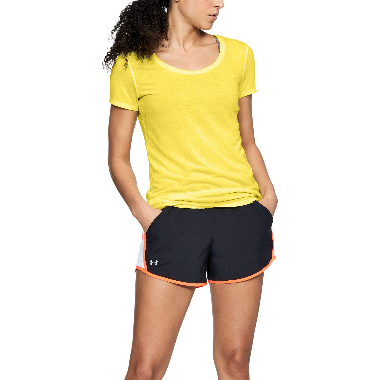precio de descuento presentación colores armoniosos Under Armour Womens Ua Streaker 2.0 Short-Sleeve Shirt