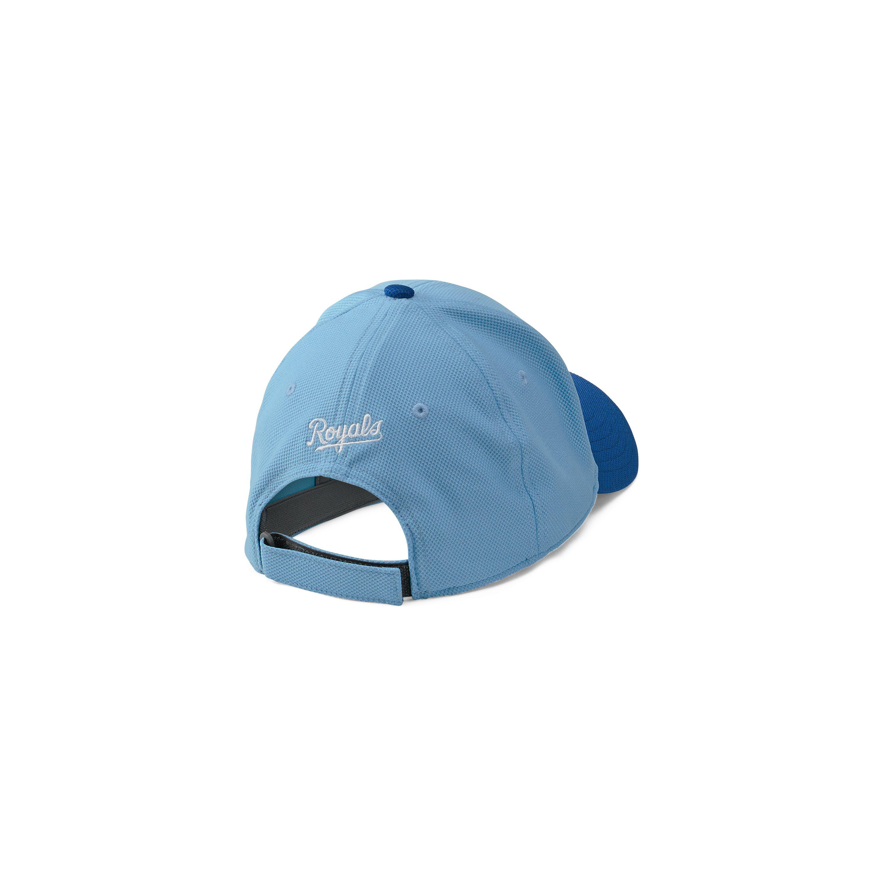 eced2d9d88275 ... free shipping under armour blue mens mlb adjustable blitzing cap for men  lyst. view fullscreen