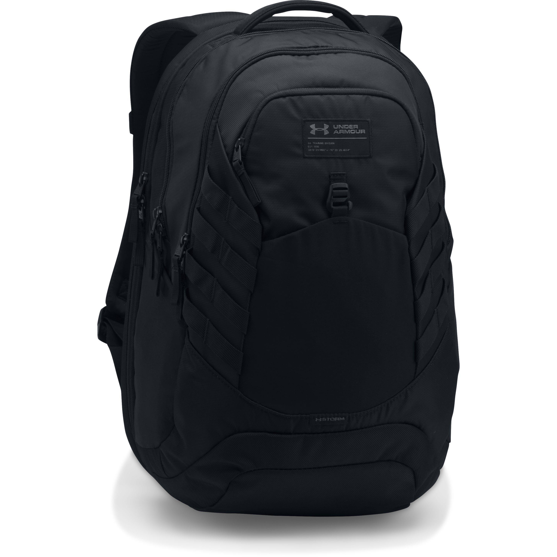 90f7842abce Lyst - Under Armour Men s Ua Hudson Backpack in Black for Men
