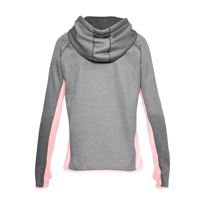 7de72e2fb Lyst - Under Armour Women's Ua Storm Armour® Fleece Big Logo Hoodie ...