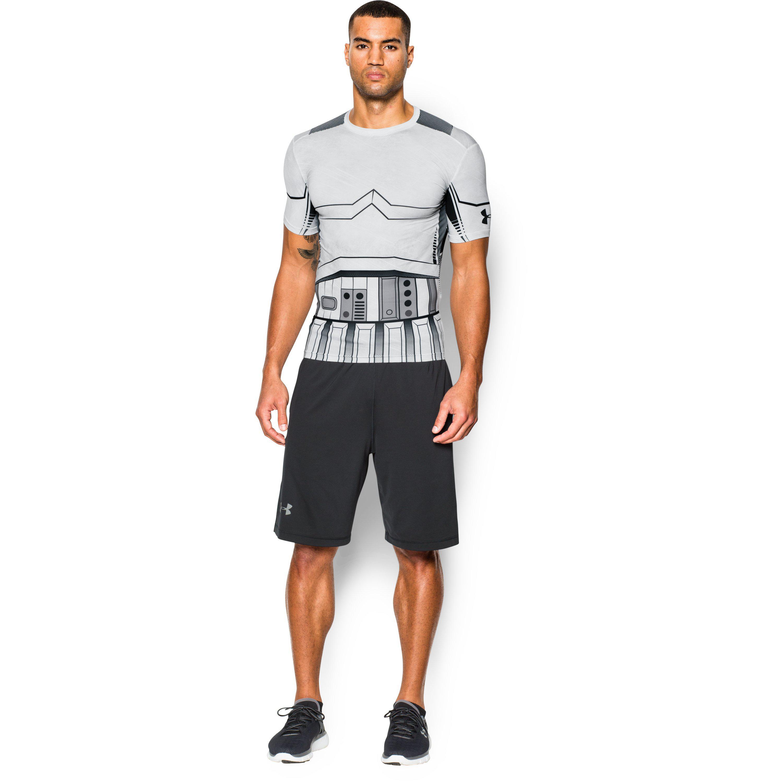 Lyst - Under Armour Men s Star Wars Ua Trooper Compression Shirt for Men f16a95eea