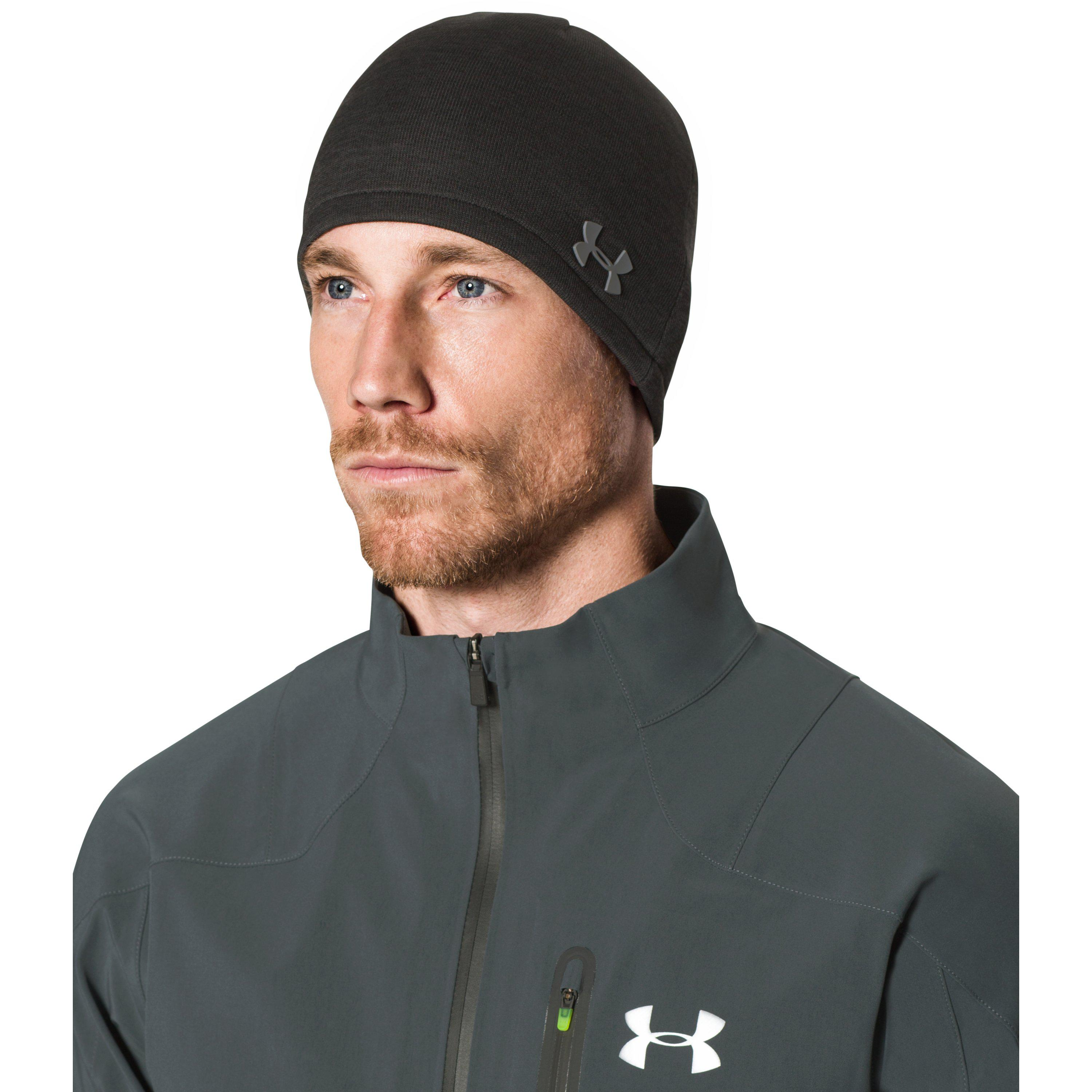 fc80cccb9c5 Lyst - Under Armour Men s Ua Coldgear® Infrared Golf Sweater Fleece ...