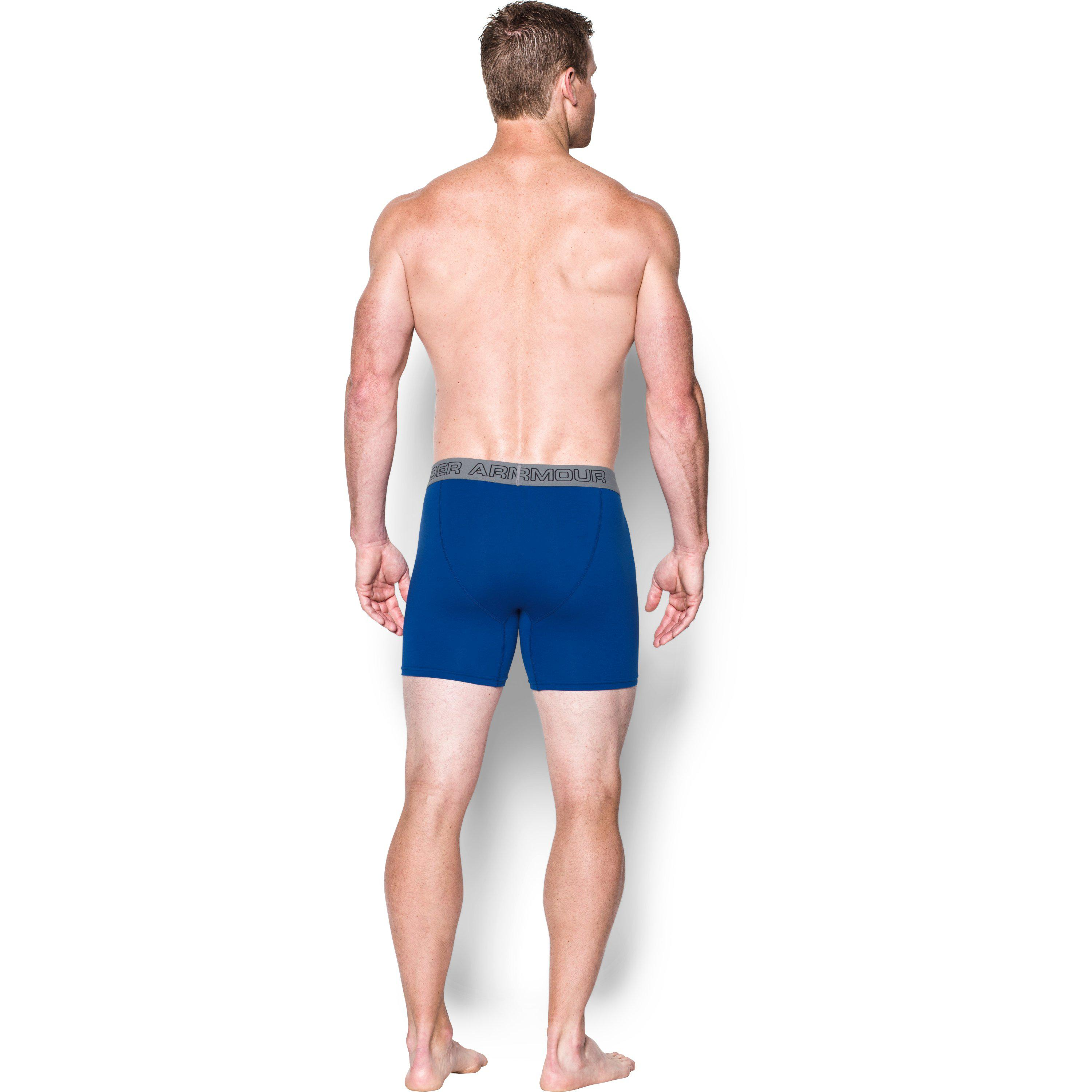 1925163ae682 Under Armour Men's Charged Cotton® Stretch 6