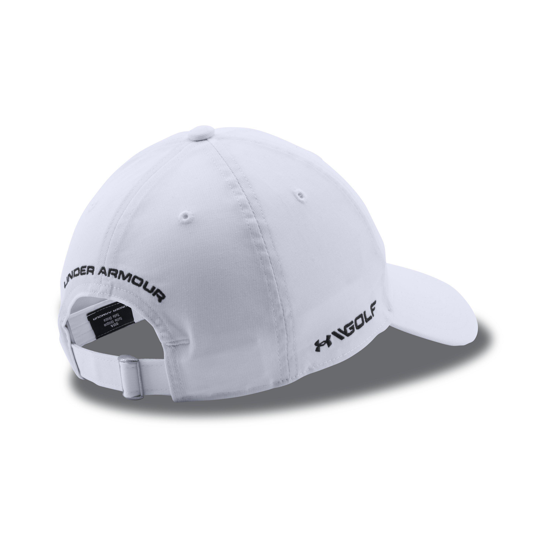 bcb1700d0e8 Lyst - Under Armour Men s Ua Chino Cap in White for Men
