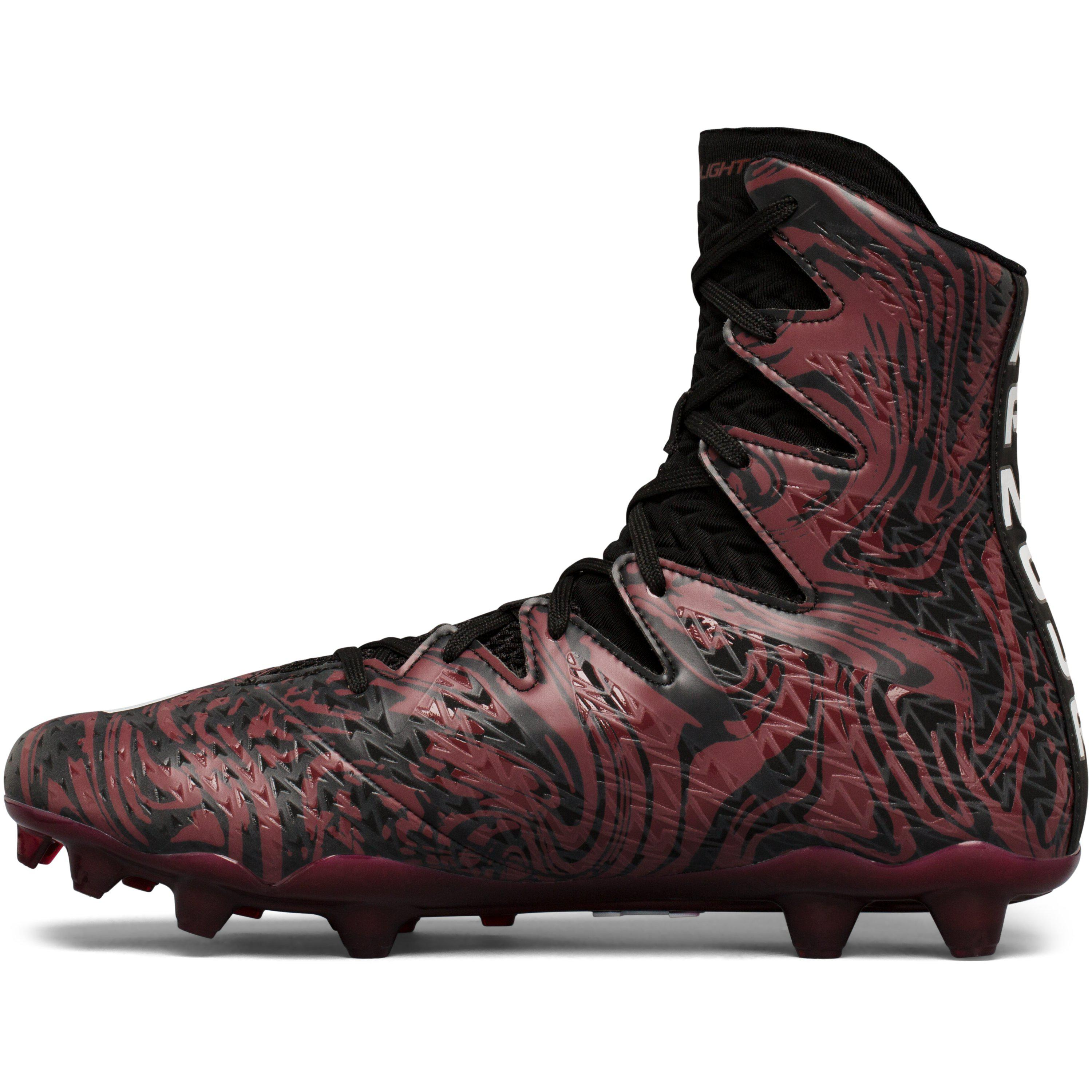dd673e1d225b ... clearance under armour multicolor mens ua highlight lux mc football  cleats for men lyst. view