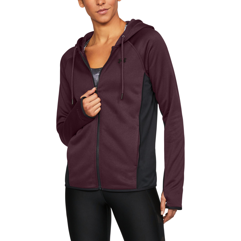 2691086df Under Armour Women's Ua Storm Armour® Fleece Full Zip Twist Hoodie ...