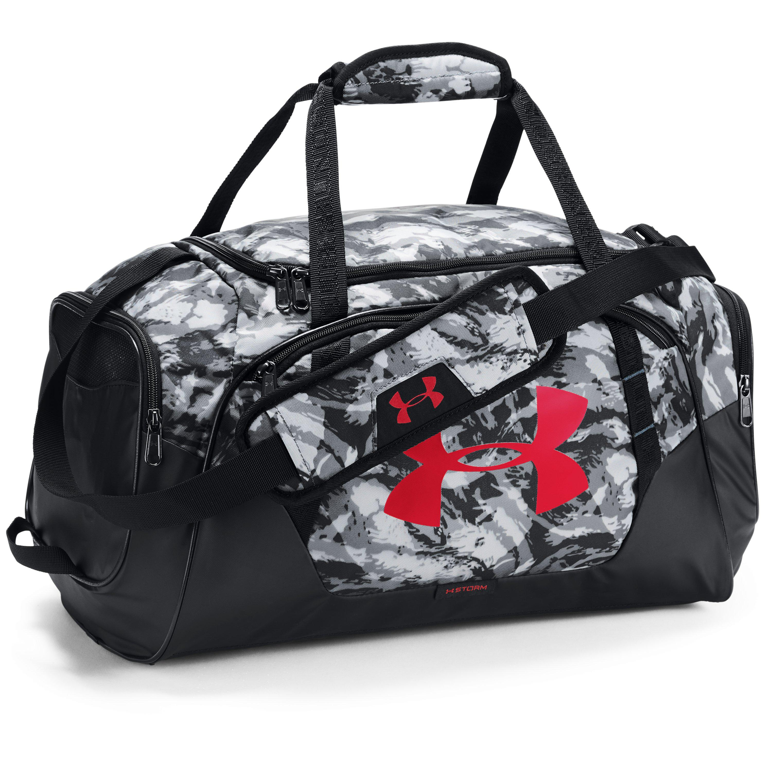 fb507d5e7088 Lyst - Under Armour Undeniable 3.0 Small Duffle Bag in Black for Men