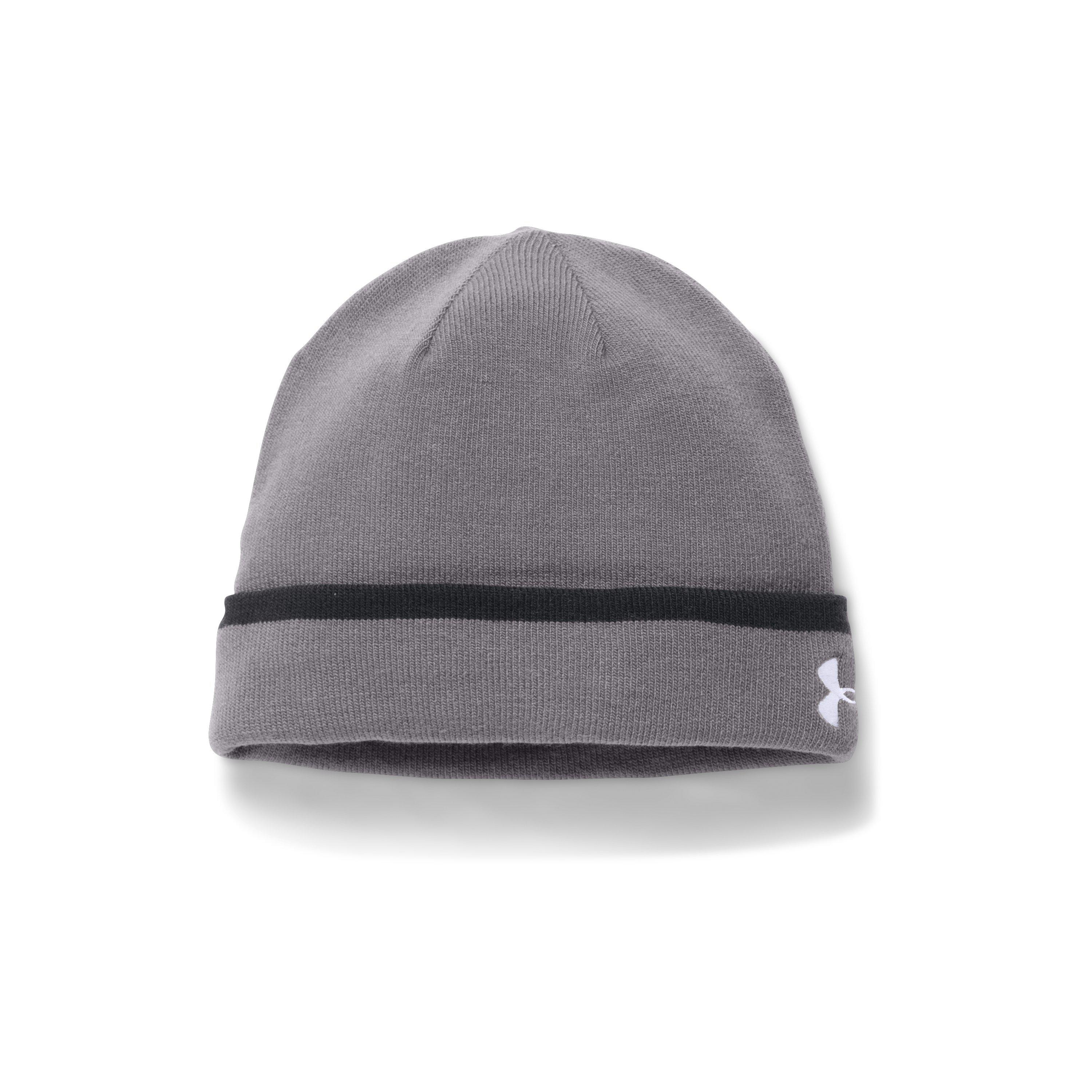 92bbf2112f0 Lyst - Under Armour Men s Ua Cuff Beanie in Gray for Men
