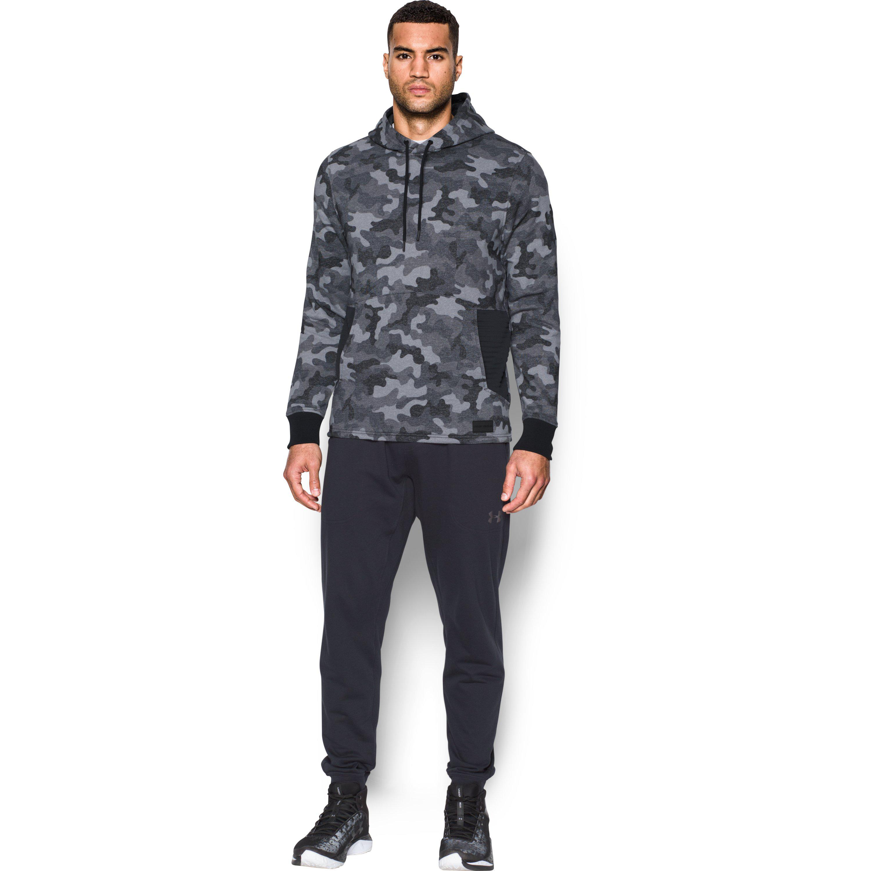 1c2518945 Under Armour Men's Ua Pursuit Fleece Hoodie in Black for Men - Lyst
