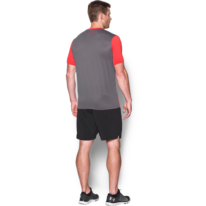10c6f176 Under Armour Men's Ua Raid Short Sleeve T-shirt for Men - Lyst
