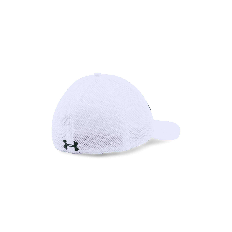 5ef215e923d Lyst - Under Armour Men s Ua Sportstyle Mesh Cap in White for Men