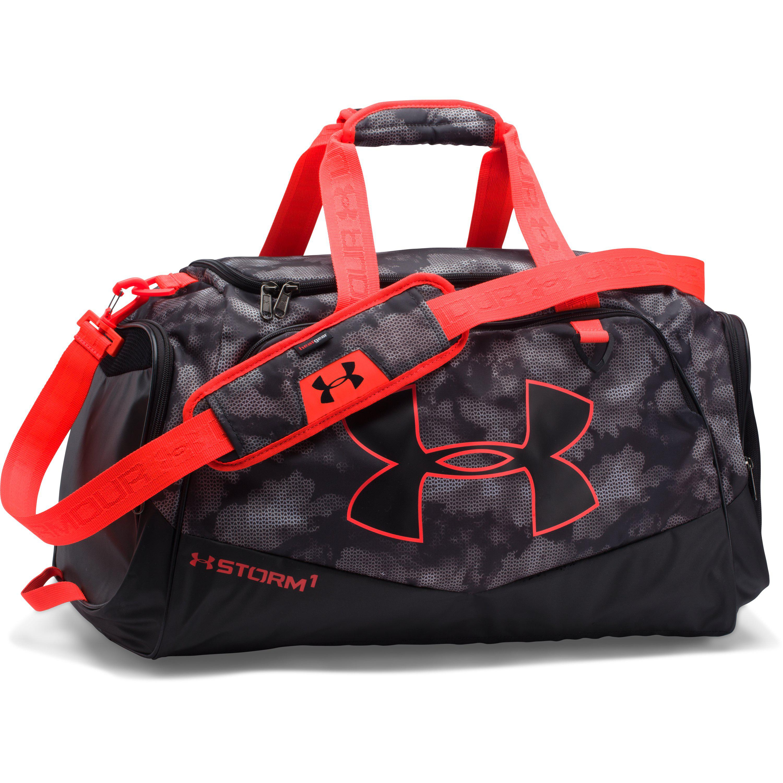 94244a37d9 Lyst - Under Armour Ua Storm Undeniable Ii Md Duffle in Red for Men