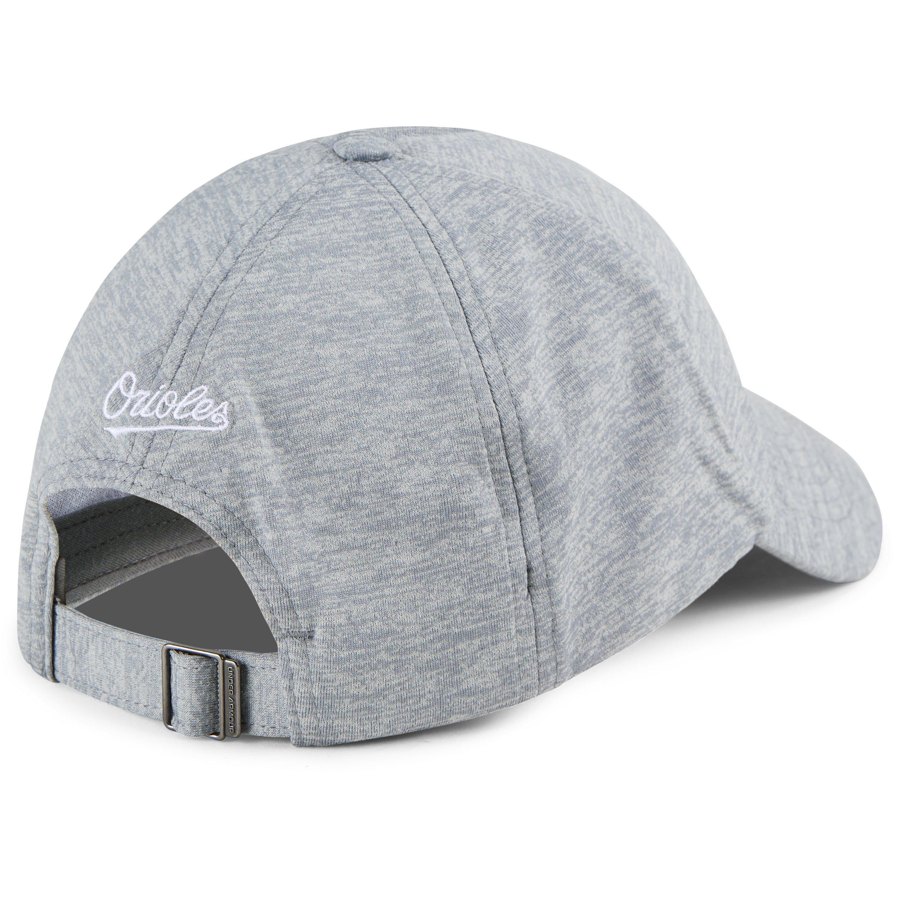 newest collection fbc5e 9ce4e ... reduced under armour gray womens mlb renegade twist cap lyst. view  fullscreen 8da94 aa922