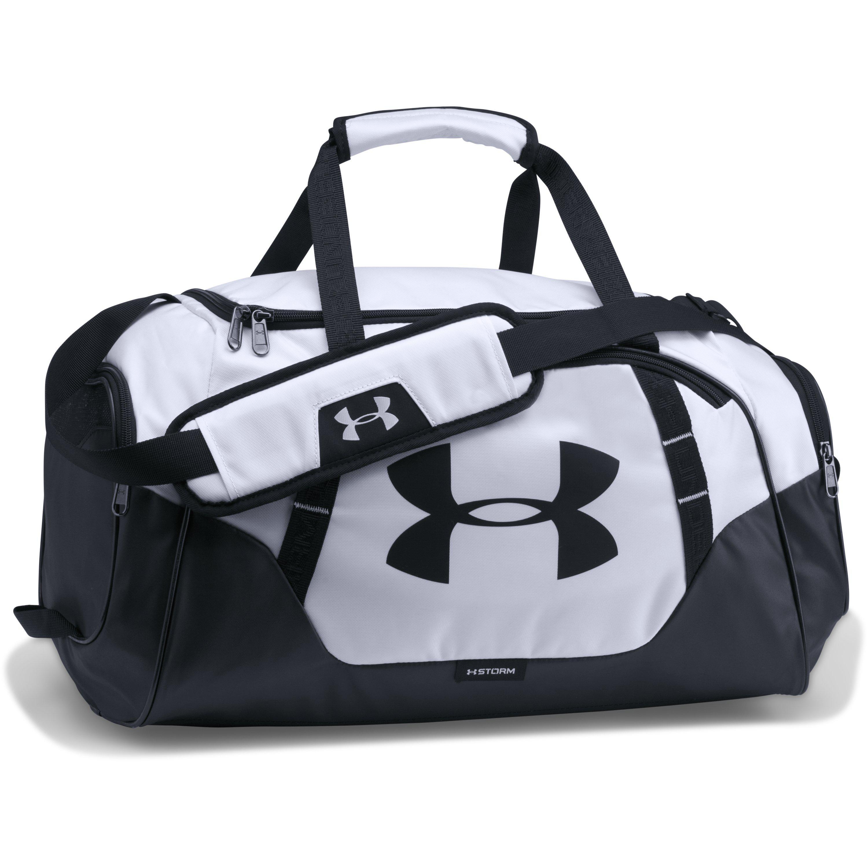 74de3d94e196 Under Armour - Black Men s Ua Undeniable 3.0 Small Duffle Bag for Men - Lyst