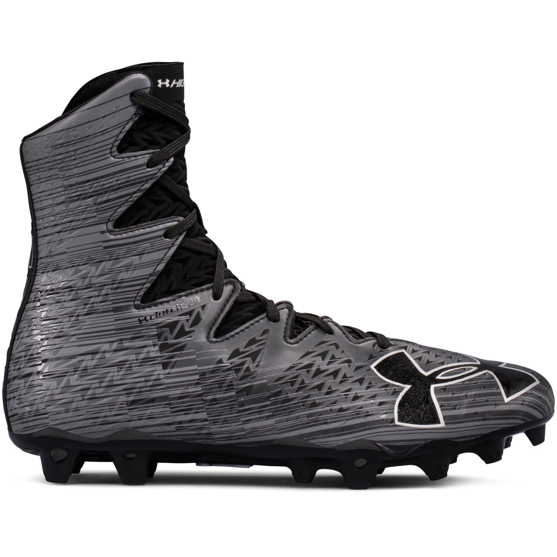 45650b51ea4c Under Armour Men's Ua Highlight Mc Lacrosse Cleats in Black for Men ...