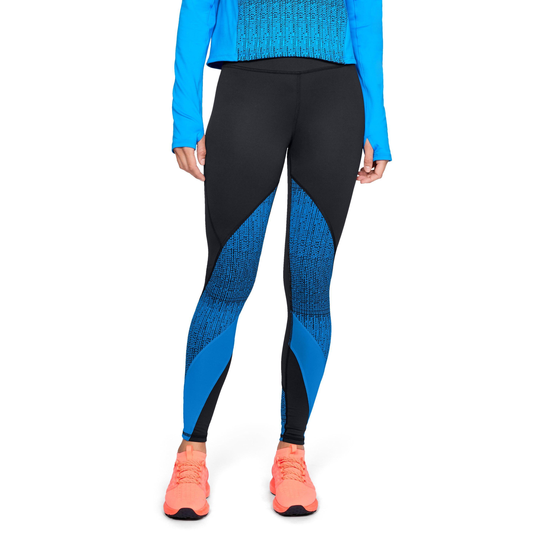 930f8885c34b Lyst - Under Armour Women s Coldgear® Cozy Leggings in Blue