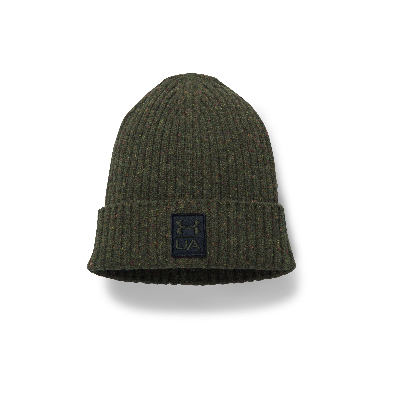29626d7c5b8 Lyst - Under Armour Men s Ua Hunt Wool Beanie in Green for Men
