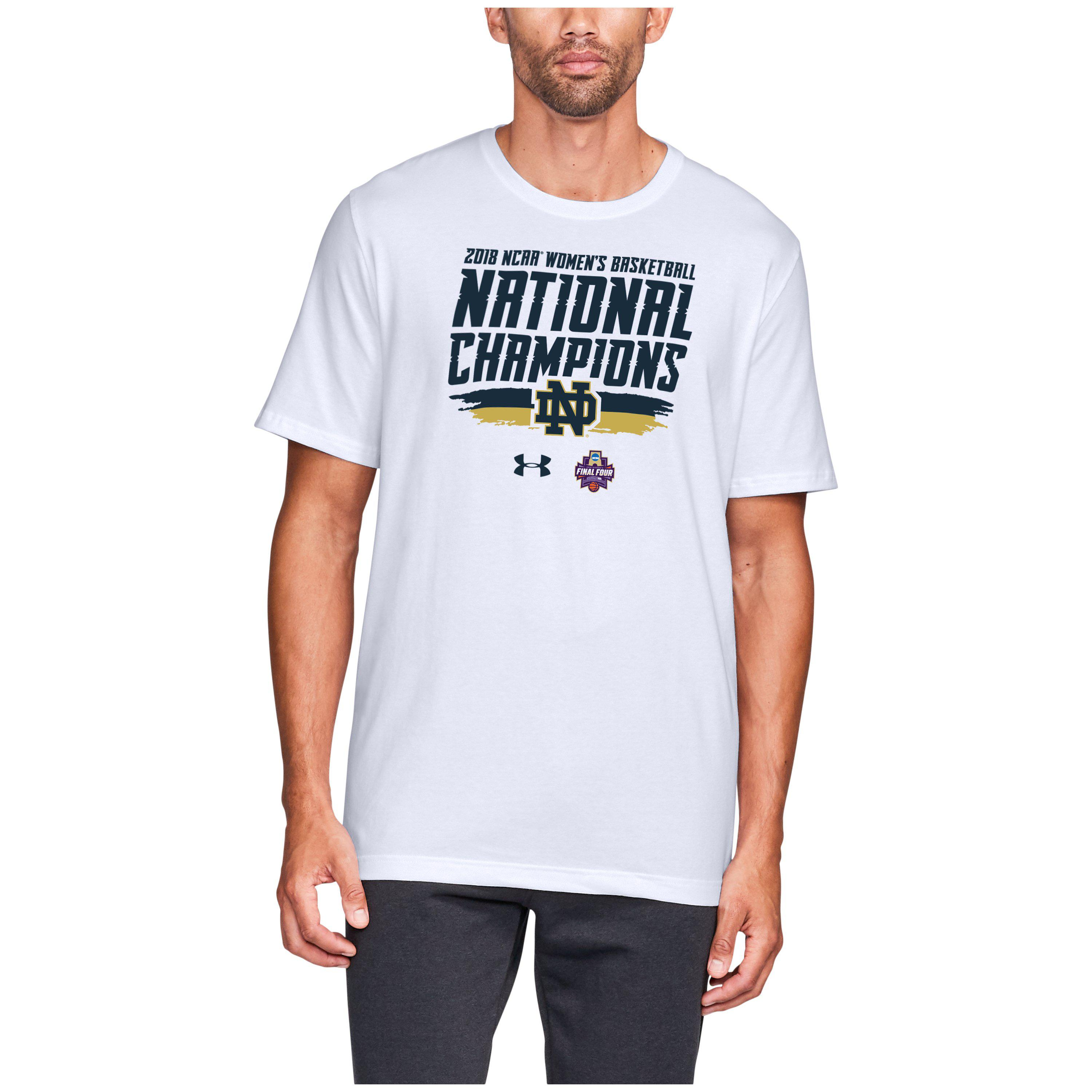 9bb7a4863e65 Notre Dame Womens Basketball T Shirts – EDGE Engineering and ...