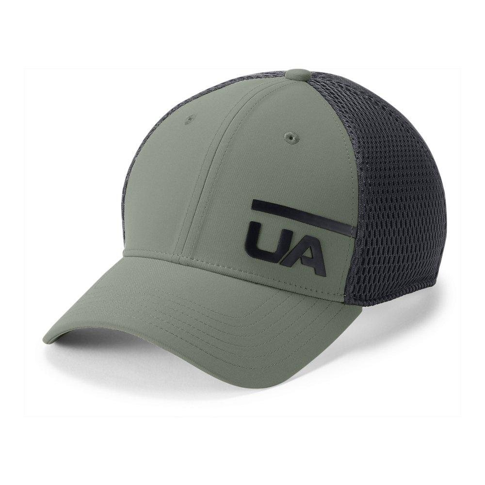 0a92330d072 Lyst - Under Armour Train Spacer Mesh Cap in Green for Men