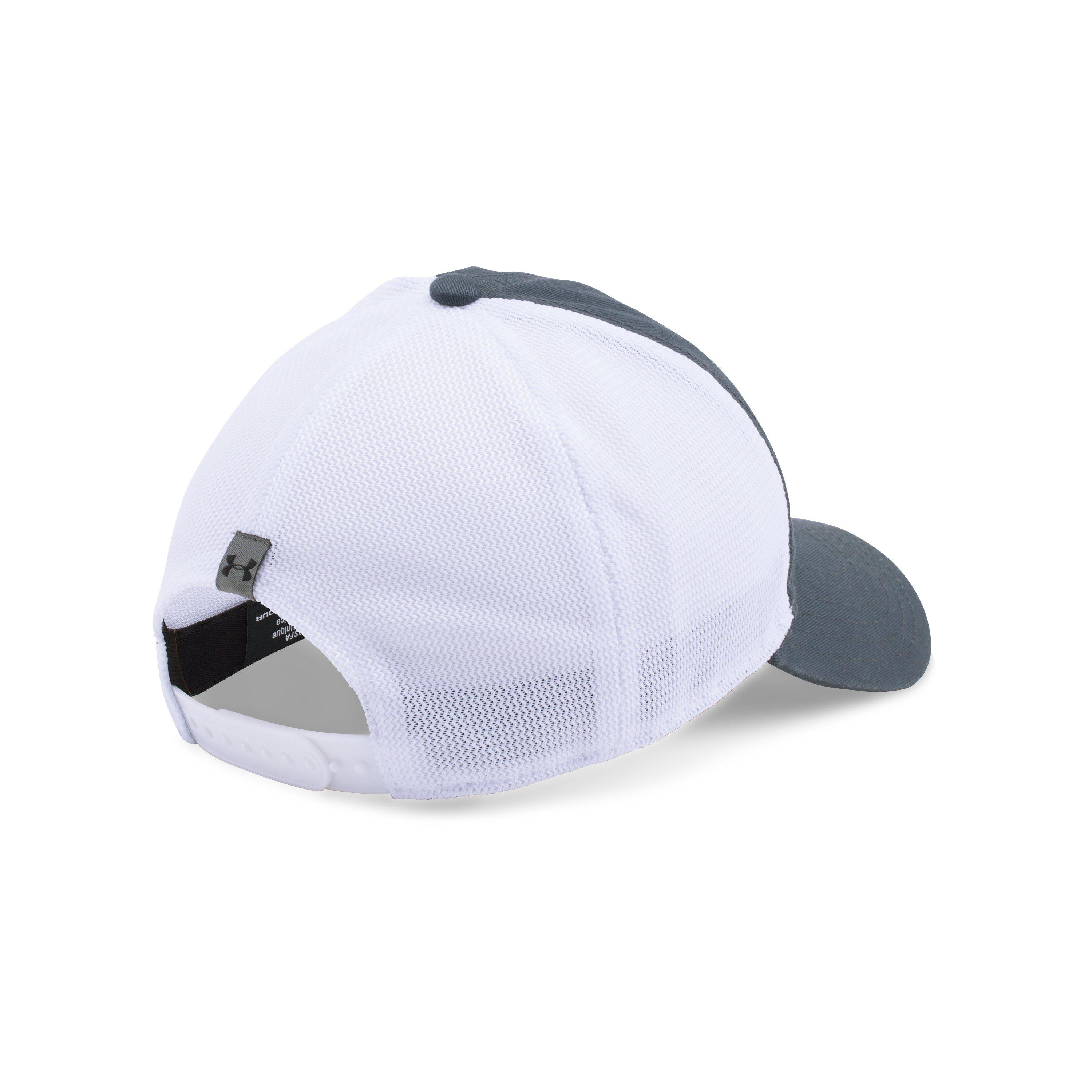 ... greece lyst under armour mens ua bow hunt cap in blue for men 79708  03f5c 42270a557532