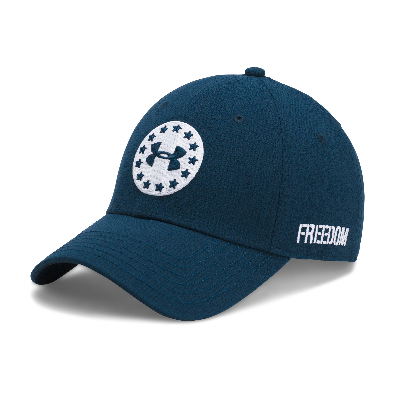 95b458d8 Under Armour Men's Ua Freedom Jordan Spieth Tour Cap *ships 5/31/17 ...